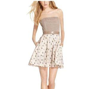 Rachel Roy Strapless Dress